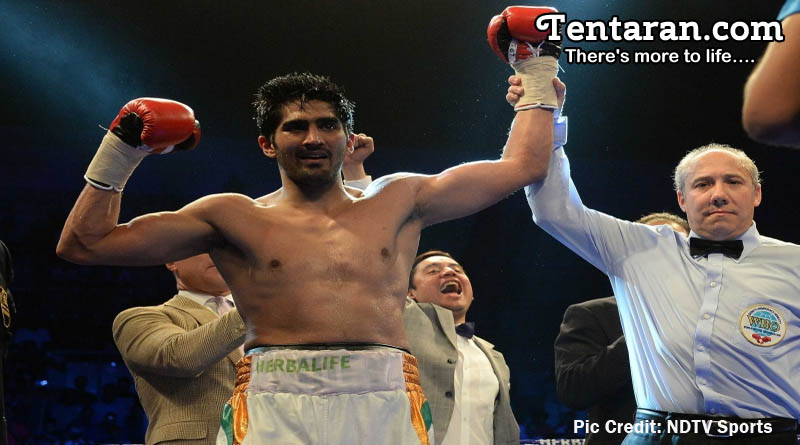 Vijender Singh Retains WBO Oriental Super Middleweight Title