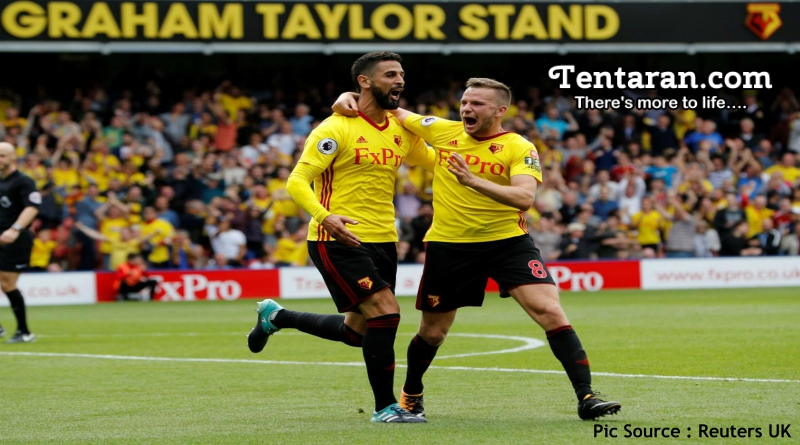 Watford Score Late To Hold Liverpool To A 3-3 Draw
