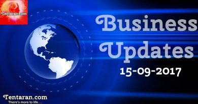 India business news headlines 15th September