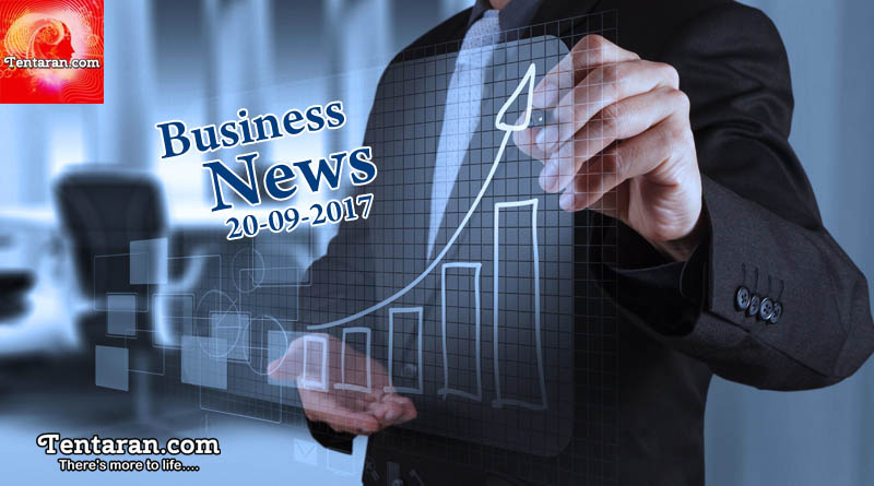 India business news headlines 20th September
