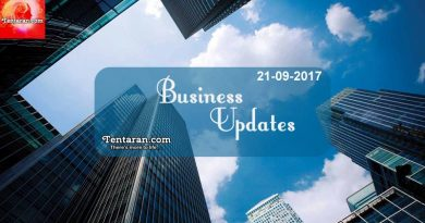 India business news headlines 21st September