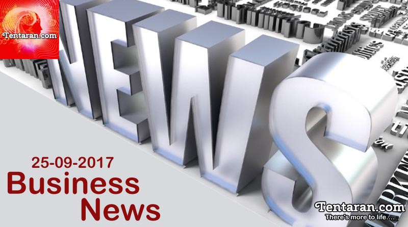 India business news headlines 25th September