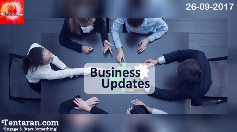 India business news headlines 26th September