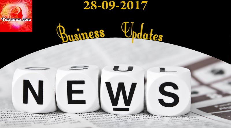 India business news headlines 28th September