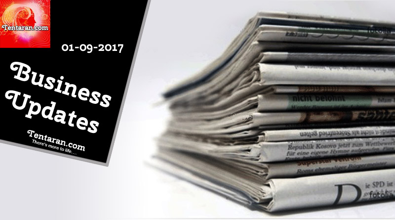 India business news headlines 1st September