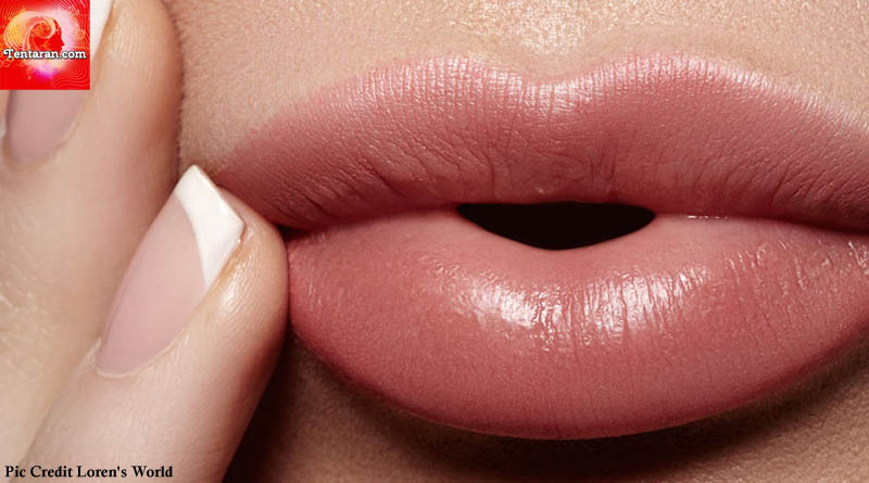 Tips for lucious lips