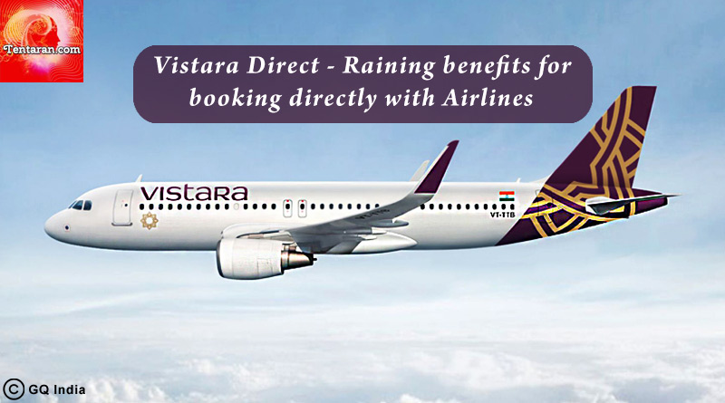 Vistara Direct scheme highlights