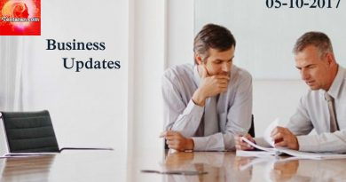 India business news headlines 5th October