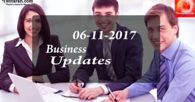 India business news headlines 6th November