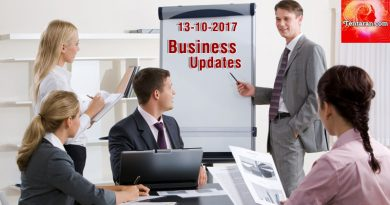India business news headlines 13th October
