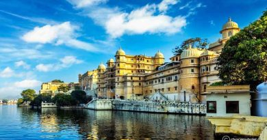 Best five places to visit in Udaipur