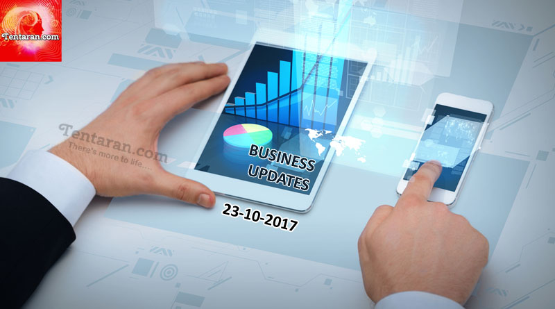 India business news headlines 23rd October