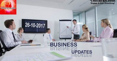 India business news headlines 26th October