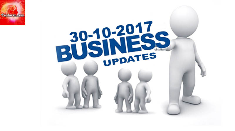 India business news headlines 30th October
