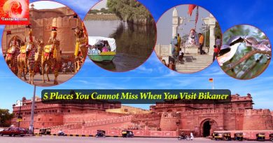 Best five places to visit in Bikaner
