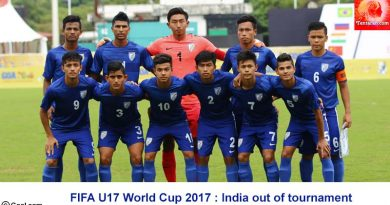FIFA U17 World Cup 2017 India out of tournament