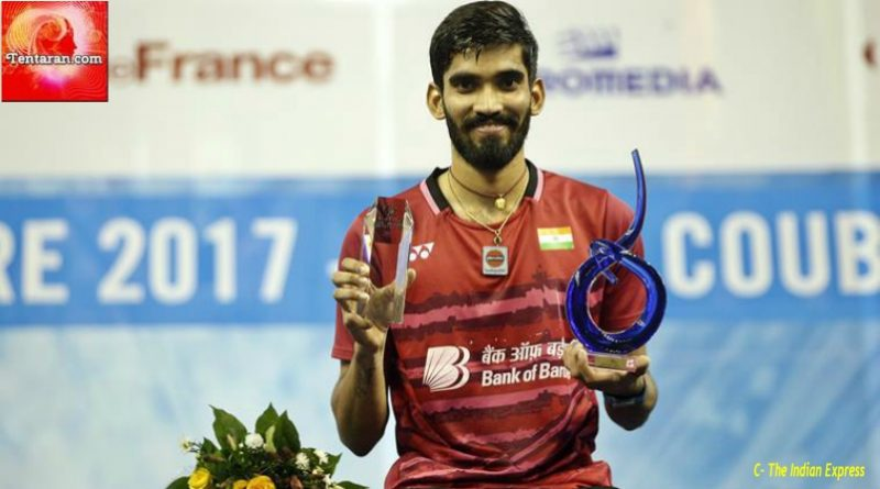 Kidambi Srikanth Wins French Open Super Series