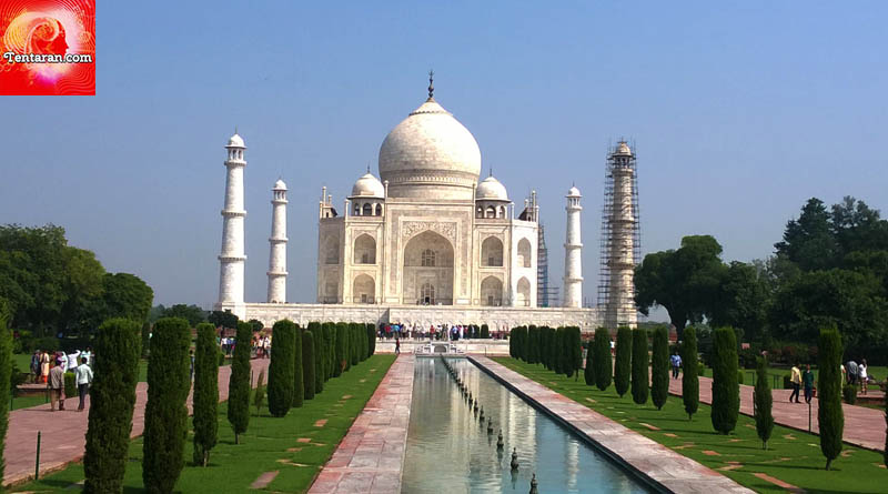 UP Govt dropped Taj Mahal from its tourism booklet