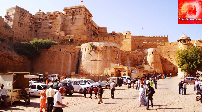best places to visit in Rajasthan - Jaisalmer