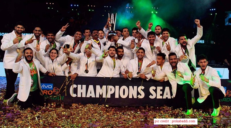 Pro Kabaddi League 2017 final
