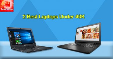 2 Best Laptops Under 40K