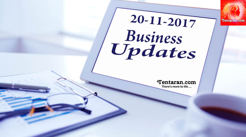 India business news headlines 20th November