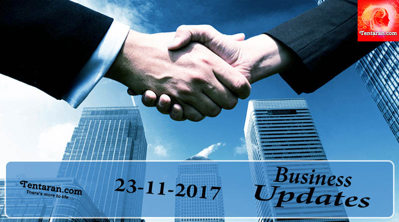 India business news headlines 23rd November