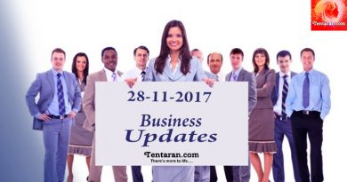 India business news headlines 28th November