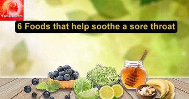 6 Food that help soothe a sore throat