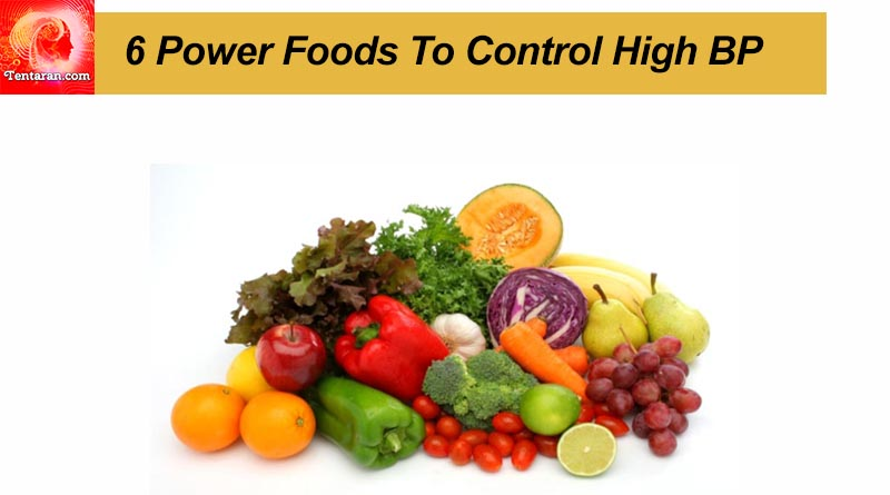6 Power Foods To Control High BP