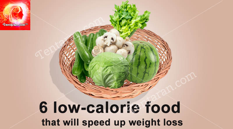 low calorie foods for faster weight loss