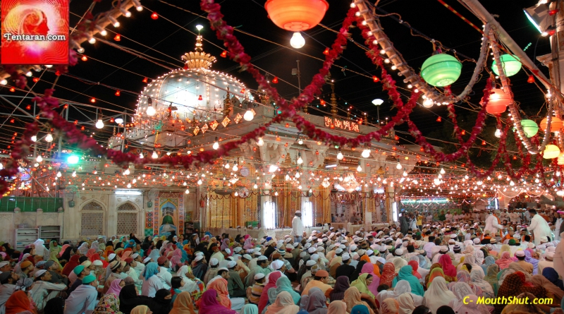 Khawaja Gharibnawaz Dargah Ajmer (Ajmer Sharif) best five places to visit in Ajmer