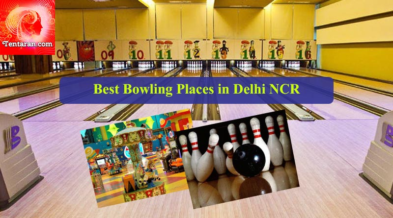 Best Bowling Places in Delhi NCR