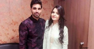 Bhuvneshwar Kumar set to marry Nupur Nagar on 23 November
