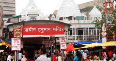 Hanuman Mandir in Connaught Place