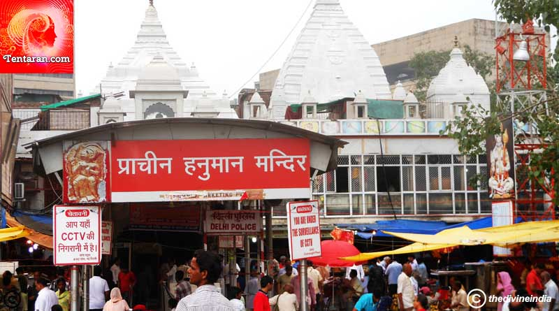 Hanuman Mandir, Connaught Place