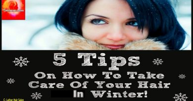 Winter is just around the corner! While it is time to thank the Gods for putting an end to all the sun damage during the scorching sunny summers, it is also the time when you should start planning the haircare routine during the winters. So, we're here with some amazingly easy tips on how to take care of your hair in winters that will keep your hair in good health. 1. Controlling the flakes: The hair scalp often gets dry and itchy during the winters causing intense hair fall. So, all you need to prevent it from happening is just take some shea butter, coconut oil, olive oil or jojoba oil onto your palms and massage your scalp to keep the scalp dandruff free. You can also wash your hair with an anti-dandruff shampoo once a week. 2. Deep Conditioning: Your hairs definitely need a lot of pampering during the winters. So, make it a point to go for regular hair spas which includes hot oil massaging and steaming before shampooing or you can do that at home as well. 3. The Frizz Control: Sweaters, hoodies and other winter-wears often make the hair super frizzy. But you can control the frizz! Just make sure you use a vented hair brush which has got a combination of plastic and boar bristles to comb your hairs. Next, wash your hair only with lukewarm water, make sure it is not very hot water, as it will strip away the natural oils that protect and nourish your hair. Lastly, apply a leave-in conditioner to keep your hair smooth. 4. Olive Oil for maintaining hair health: Olive oil is your hair's best friend, specially during the winters. Give yourself a relaxing hair massage with the olive oil. Warm about two teaspoons of oil and slowly massage it over your scalp. It will definitely help you in keeping your hair scalp moisturized and will also improve blood circulation while providing sufficient nourishment to the hair follicles. 5. Homemade hair masks: If you don't want to spend on spas, you can still take care of your hair with these easy yet effective homemade remedies to bring the lost luster back! All you need to do is just mix a bananas, two tbsp of honey and few drops of argon oil into a bowl. Whisk it well to make a paste. Now, apply this paste on the hairs and leave it for about 30-40 mins. Next, rinse your hairs well with lukewarm water! So, these are a few easy tips that will definitely help you in taking good care of your hairs during the winters! Try them on and let us know how they worked for you!