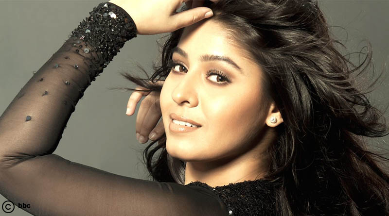 The Music Sensation Sunidhi Chauhan