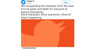 Twitter Doubles Tweet Limit to 280 Characters for (Nearly) Everyone