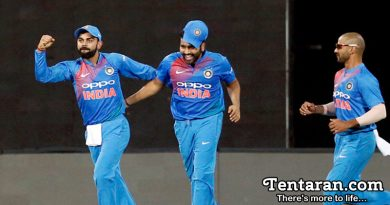 India Beat New Zealand By 6 Runs In Rain Marred T20