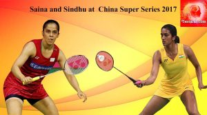China Super Series 2017: Indians Have A Field Day