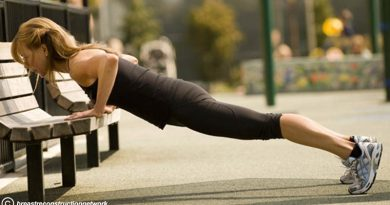 workout routines for busy women