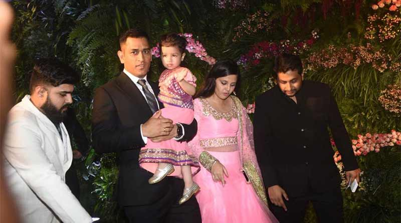 Virat And Anushka's Royal Mumbai Reception
