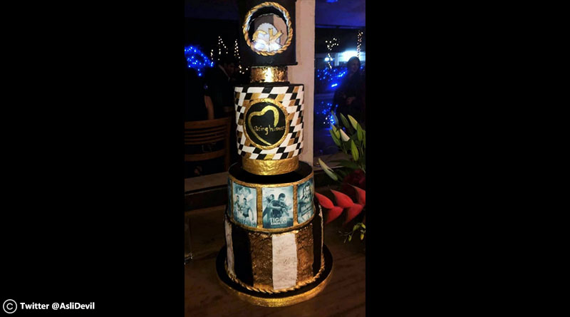 Inside pictures from Salman Khan's grand birthday party in Panvel