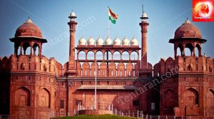A day exploring the historicity of Red Fort