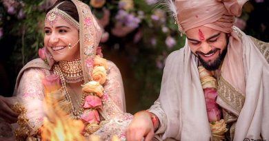 Anushka and Virat Just Got Married in Tuscany Italy (1)