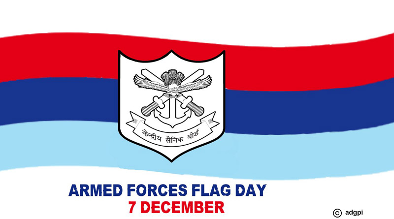 Indian Armed Forces Flag Day