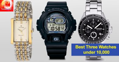 Best Three Watches under 10,000