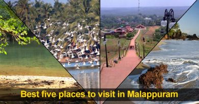 Five Best Places to Visit in Malappuram