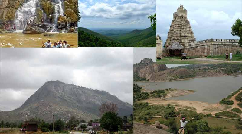 Five Best Weekend Getaways from Bengaluru